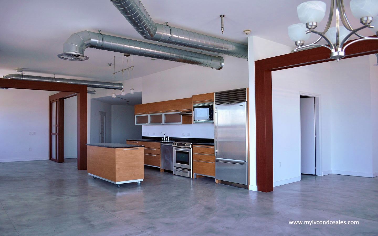 Newport Lofts Market Report For July 2011 Las Vegas Condos For Sale