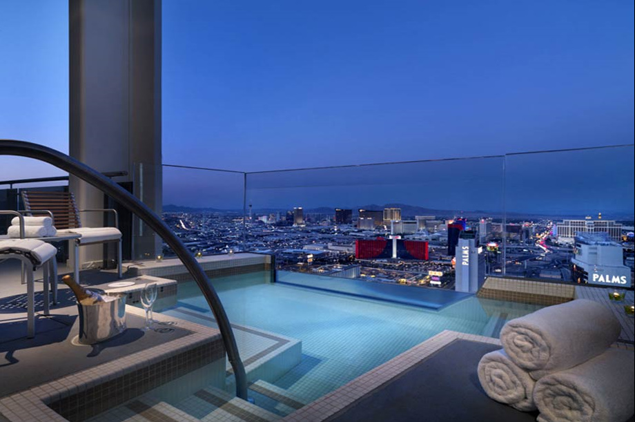 Palms Place Penthouse Condo For Sale Mylvcondos Com