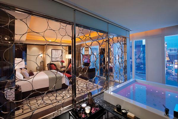 Residences at Mandarin Oriental Las Vegas   The Strips