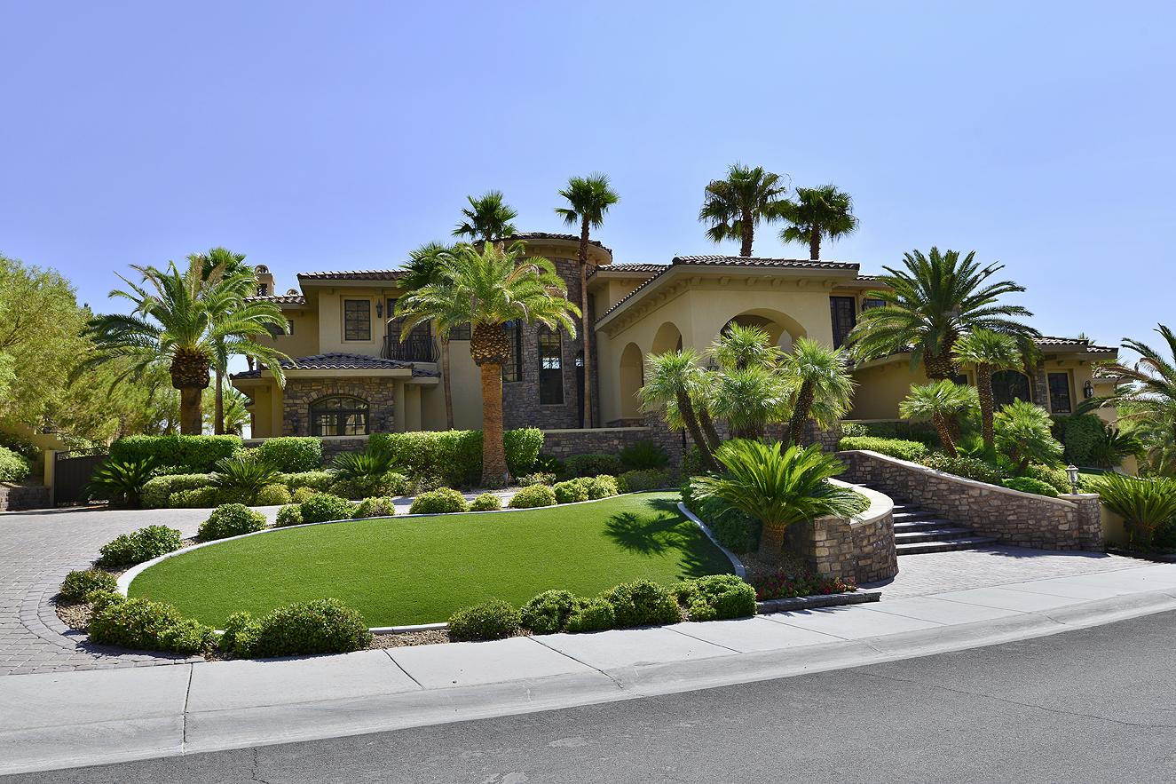 posh pads the priciest las vegas home sales of 2012