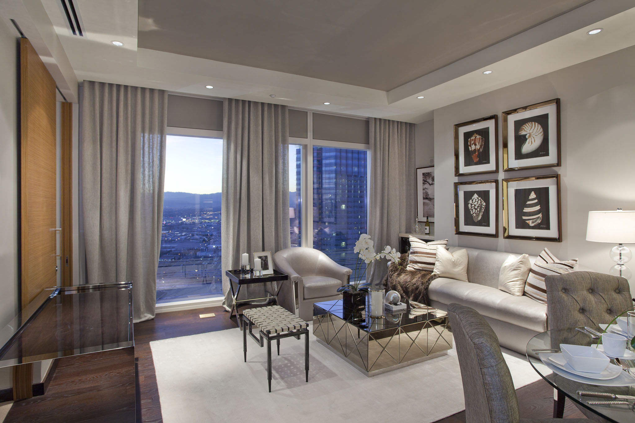 Mandarin Floor Plan Las Vegas Condos For Sale