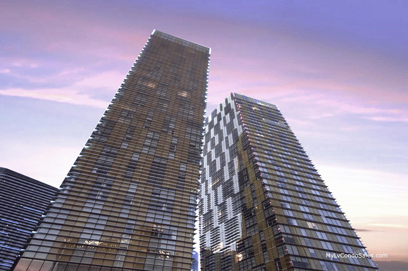 Veer Towers Citycenter Las Vegas Las Vegas Condos For Sale