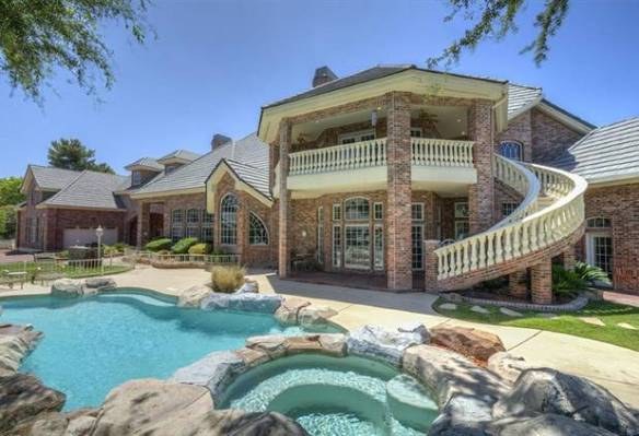 10 cheap homes for sale by uncle sam las vegas paradise for Most expensive homes in las vegas